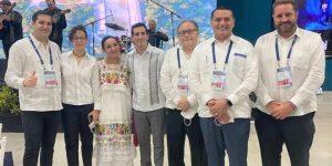 Mérida es elegida sede de la Convención Nacional Canacintra 2022