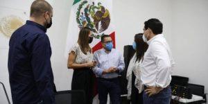 Presentan detalles de la iniciativa de Ley de Cambio Climático a diputados en Yucatán