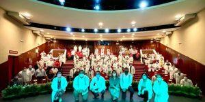 Reconoce IMSS Yucatán importancia de labor y compromiso de sus médicas y médicos