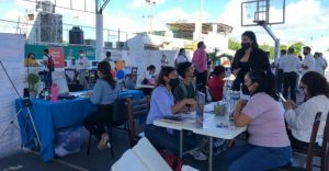 Participan 25 empresas en la Feria Empleate con CANIRAC